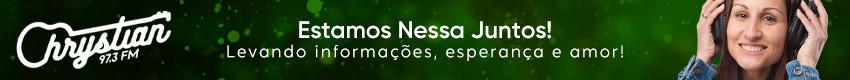 Chrystian FM - 37 Anos - Juntos Nessa