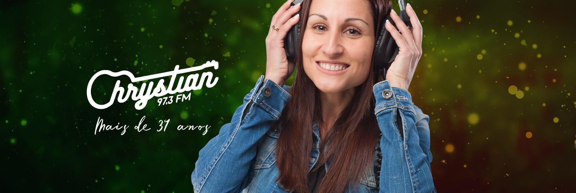 Chrystian FM - 37 Anos